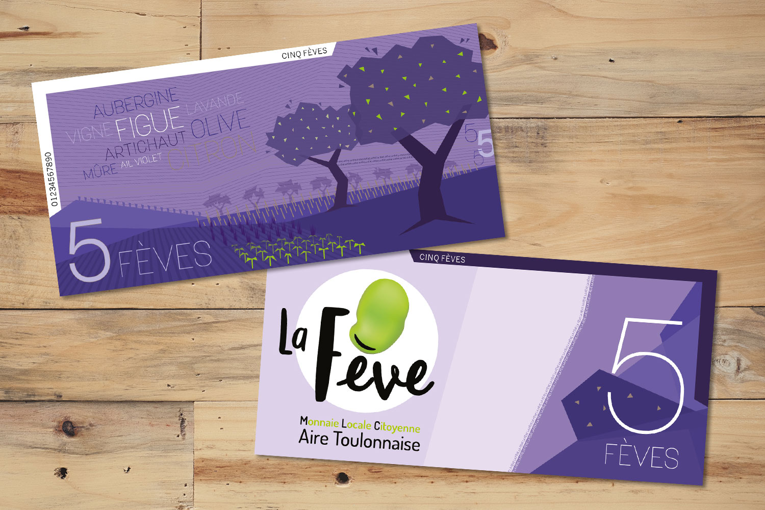 Coupon 5 Fèves